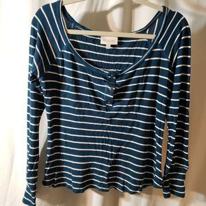 NWOT Modcloth thermal henley